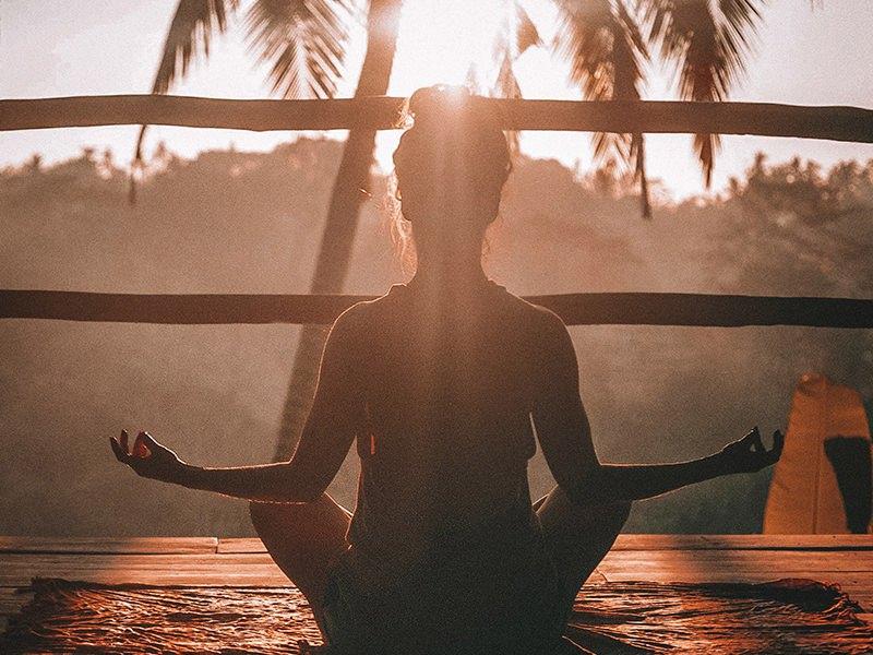 yoga e silenzio interiore