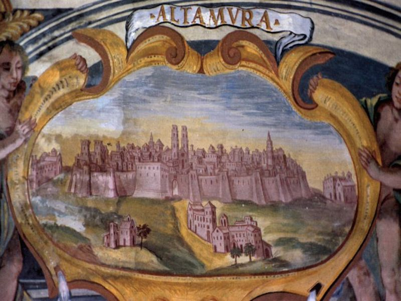 museo virtuale Altamura 1799