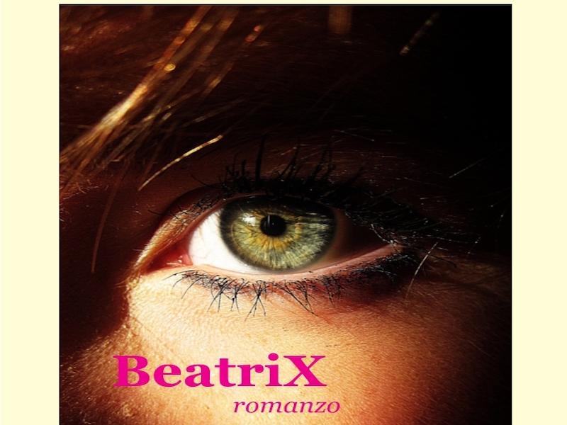 Copertina BeatriX di Cristiano Venturelli