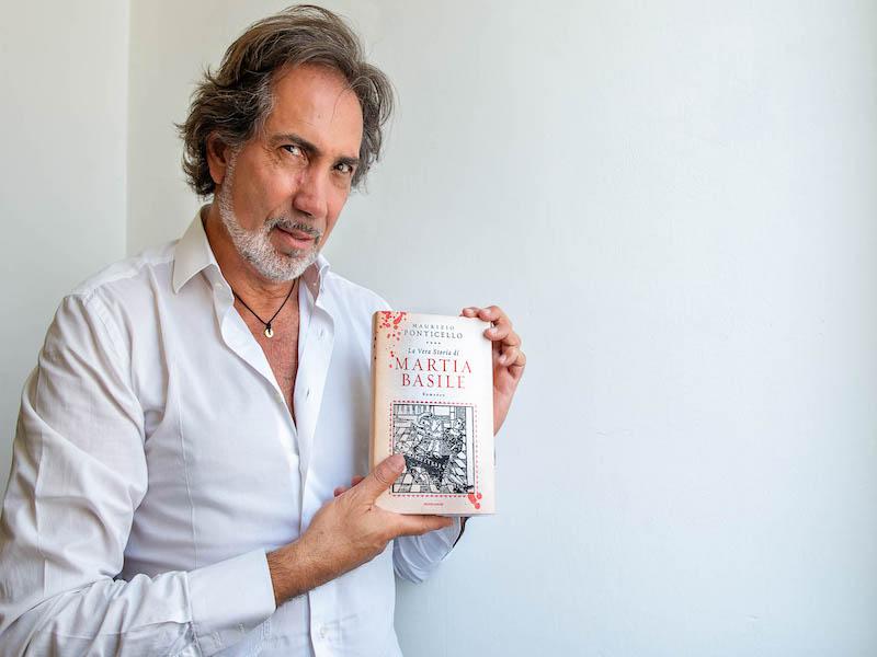 La vera storia di Martia Basile di Maurizio Ponticello